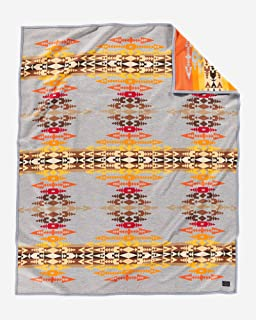 product image for Pendleton Heritage Rio Chama Grey Blanket
