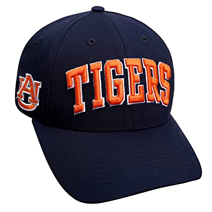 new york 88534 20d97 Top of the World Auburn Tigers Official NCAA Fresh Hat Classic Cap 702667