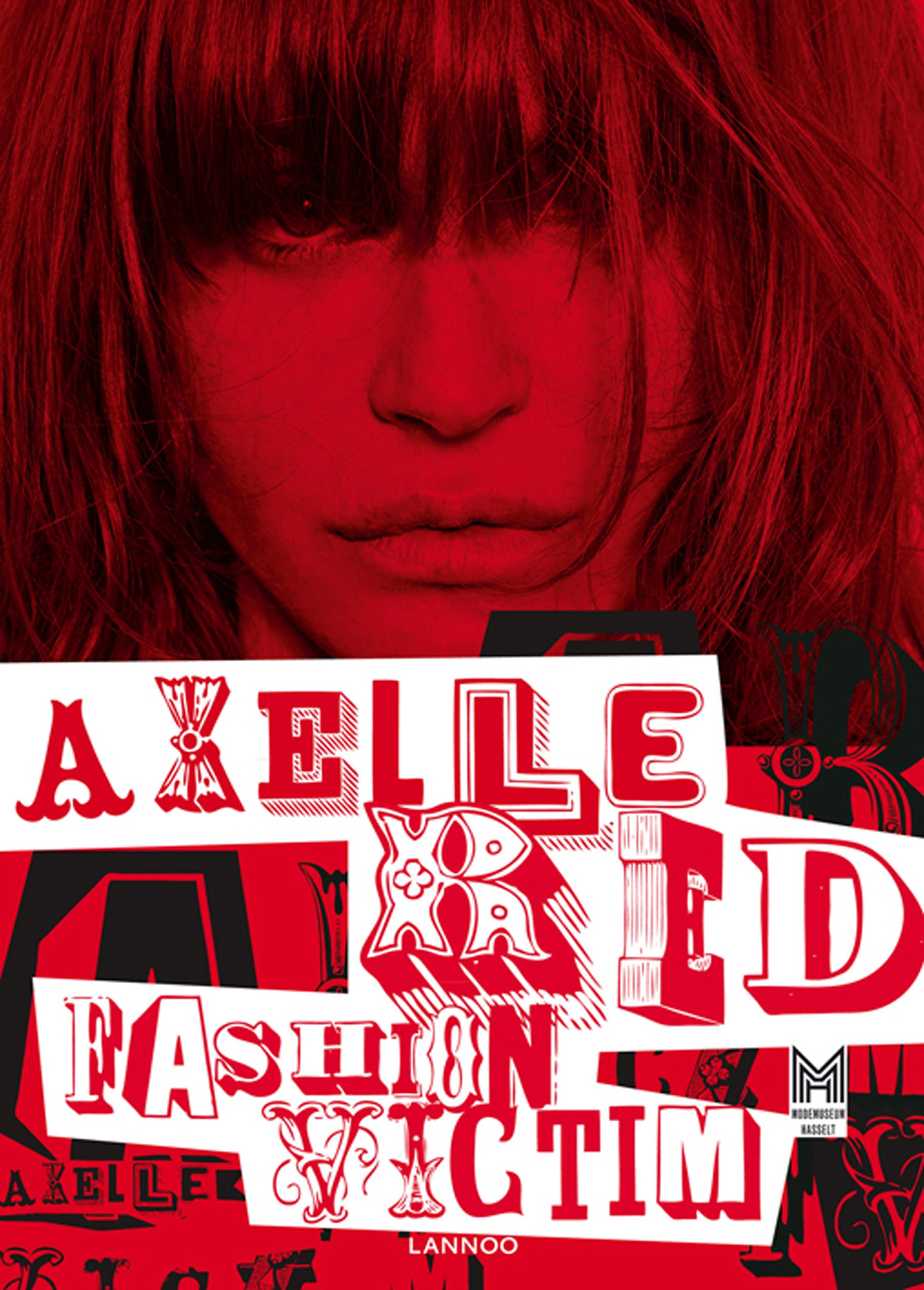 Axelle Red: Fashion Victim ebook
