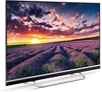 METZ Blue Q36 49 pulgadas Smart 4K UHD TV Android 8.0, 4 altavoces, sintonizador triple, Netflix, YouTube (HDMI, ranura CI, USB, audio digital): Amazon.es: Electrónica