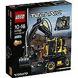 LEGO 42053 Technic Volvo EW160E Building Set - Multi-Coloured