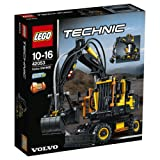 LEGO 42053 Technic Volvo EW160E Building Set - Multi-Coloured