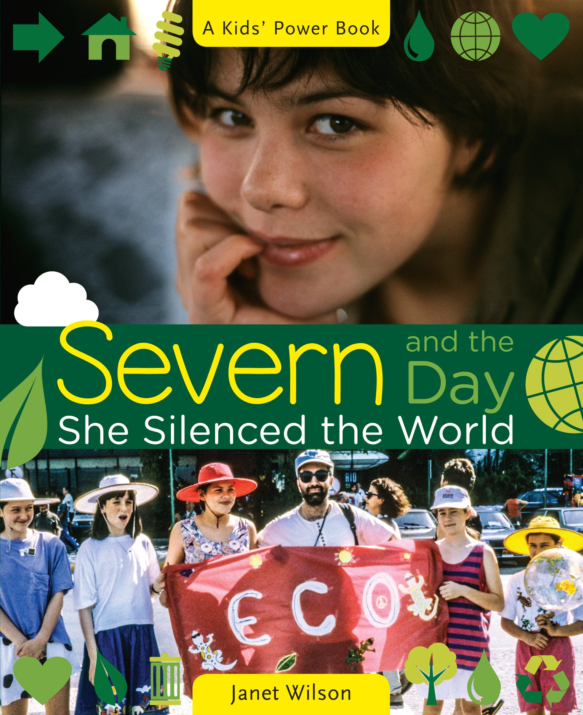 Read Online Severn and the Day She Silenced the World (A Kids' Power Book) pdf