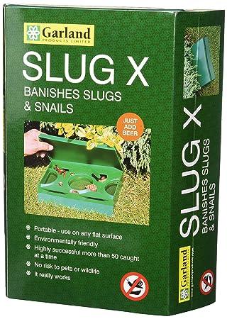 Tierra Garden WS100 SlugX Chemical Free Slug Trap