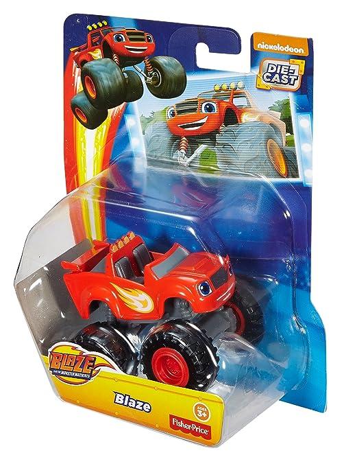 Amazon.com: Fisher-Price Nickelodeon Blaze & The Monster Machines ...