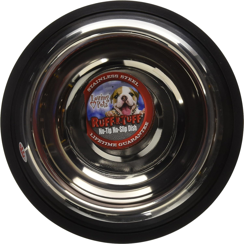 Loving Pets 7235 Standard No-Tip Dog Bowl 96-Ounce