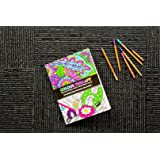 Adult Colouring Anti-StressTherapy Book 64 pages