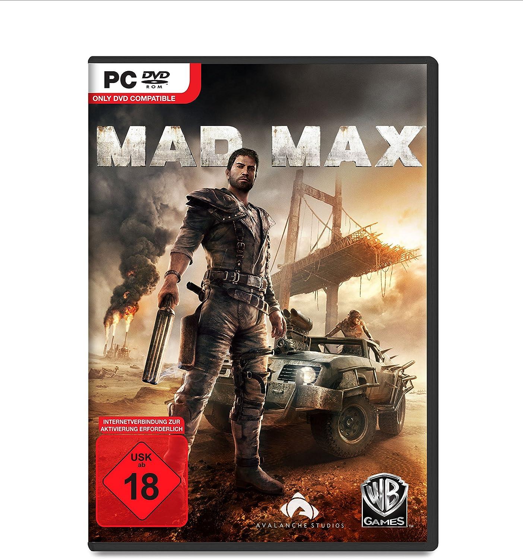 Warner Bros Mad Max - Juego (PC, Acción, RP (Clasificación ...