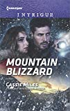 Mountain Blizzard (Harlequin Intrigue)