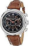 Baume & Mercier Men's MOA10068 Automatic Stainless Steel Black Dial Chronograph Watch