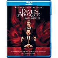 's Advocate (Unrated Director's Cut) [Blu-ray]