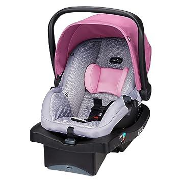 Amazon.com : Evenflo LiteMax 35 Infant Car Seat, Azalea : Baby