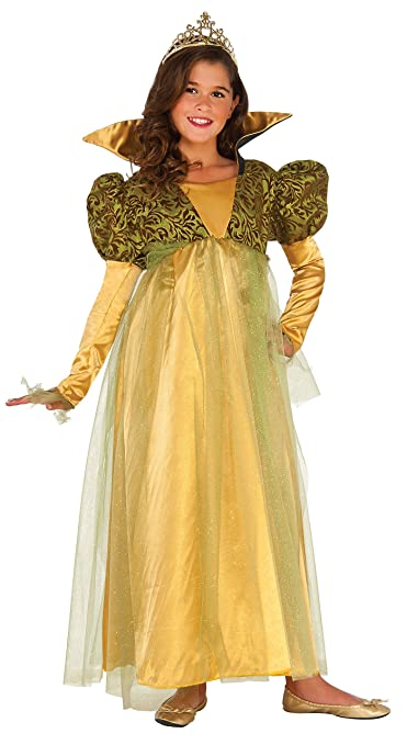 Rubie's Costume Forest Queen Deluxe Child Costume, Large