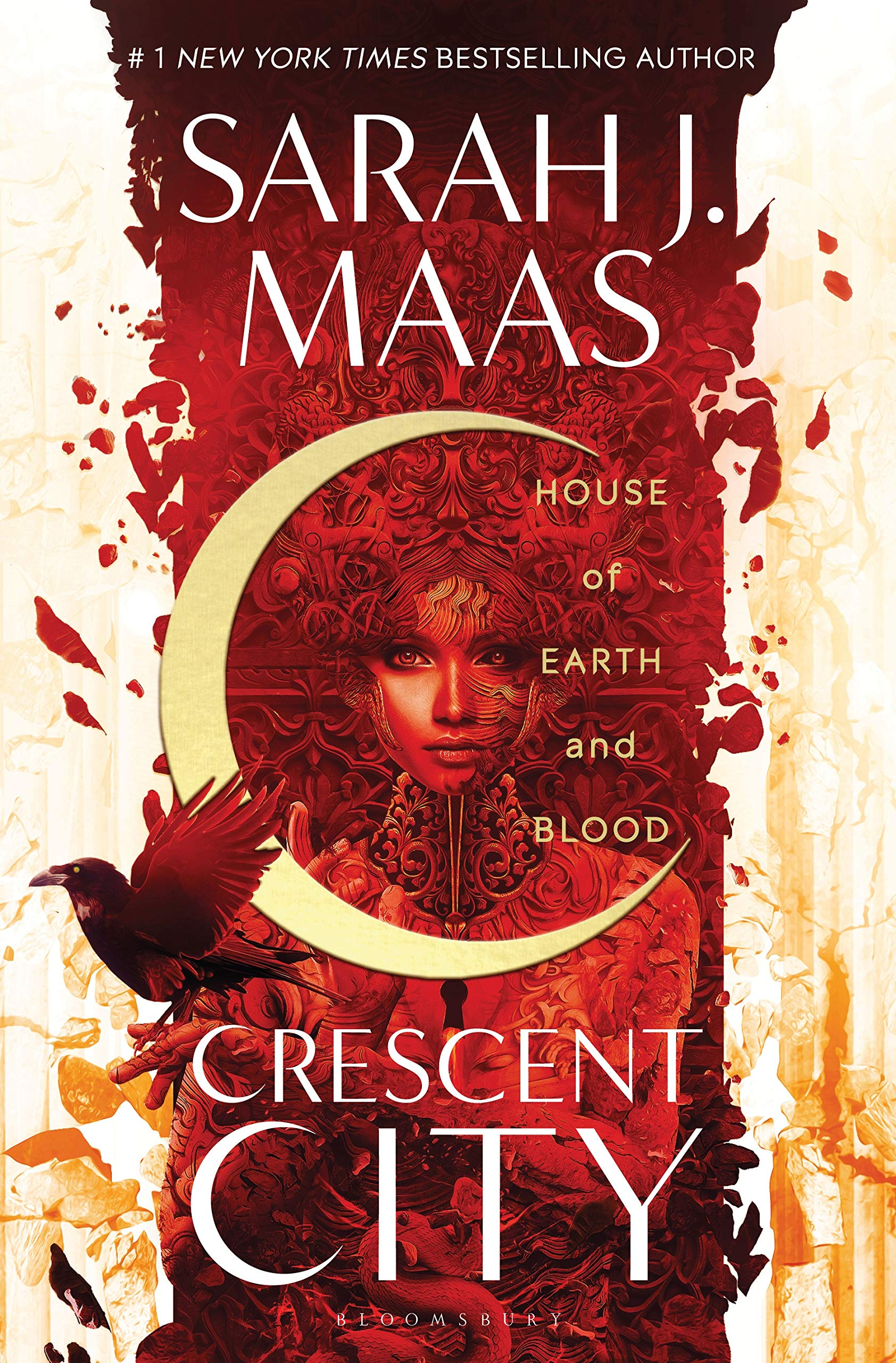 House of Earth and Blood (Crescent City): Amazon.co.uk: Maas ...