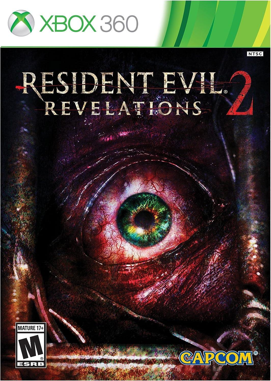 Amazon com: Resident Evil: Revelations 2 - Xbox 360: Capcom