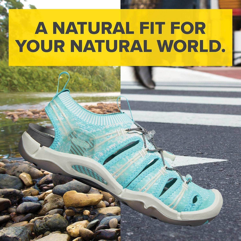 KEEN Women's for EVOFIT ONE Water Sandal for Women's Outdoor Adventures B071D4XBF9 8.5 M US|Light Blue f80493