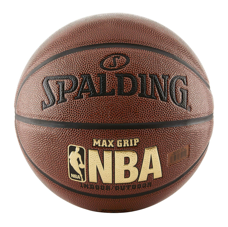 Spalding NBA - Balón de Baloncesto de MAX Grip, 29,5 & # 34 ...