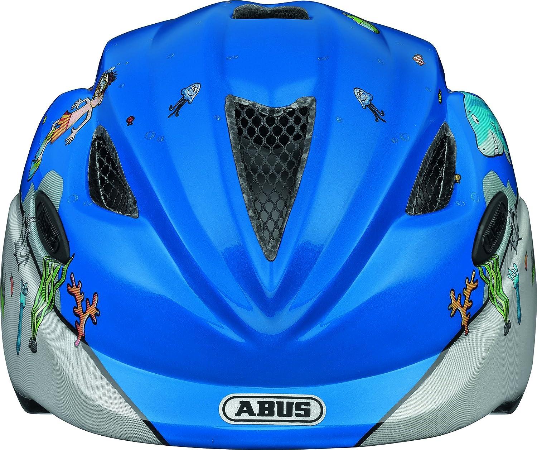 ABUS Anuky Rose Owl Helm Größe S M Fahrradhelm Kinderhelm Radsport