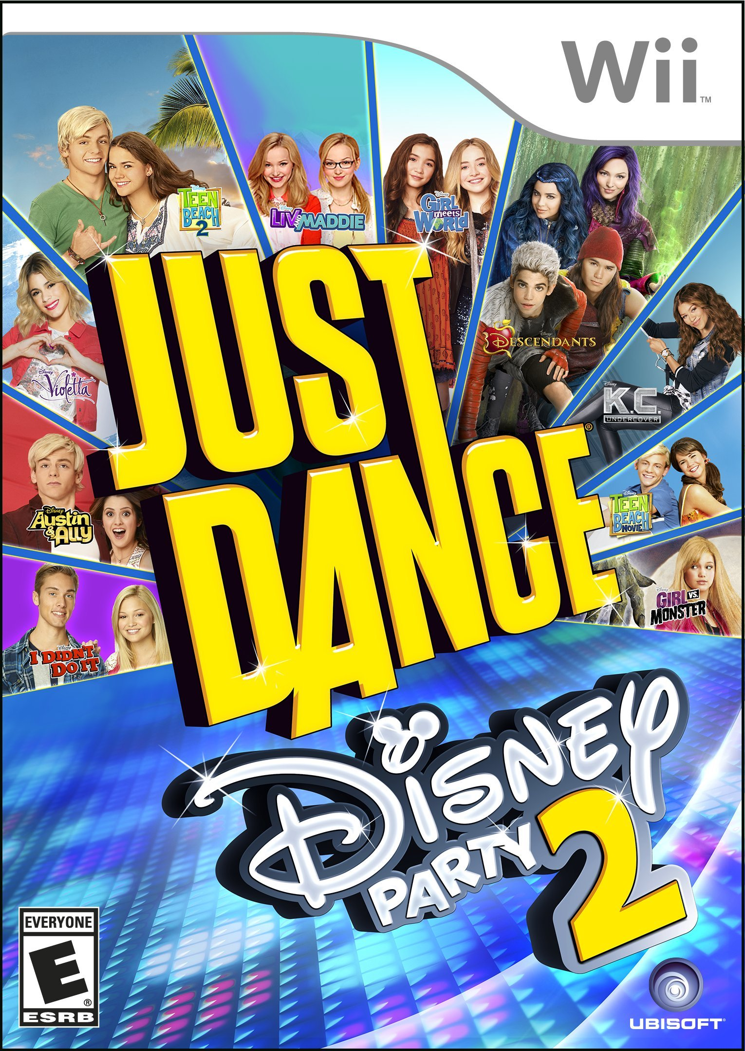 Just Dance Disney Party 2 - Wii Standard Edition