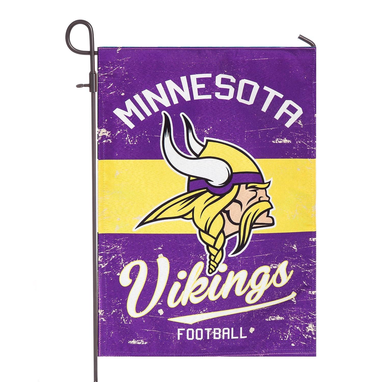 Team Sports America 14L3817VINT Minnesota Vikings Vintage Linen