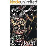 The Development of the Weird Tale book cover