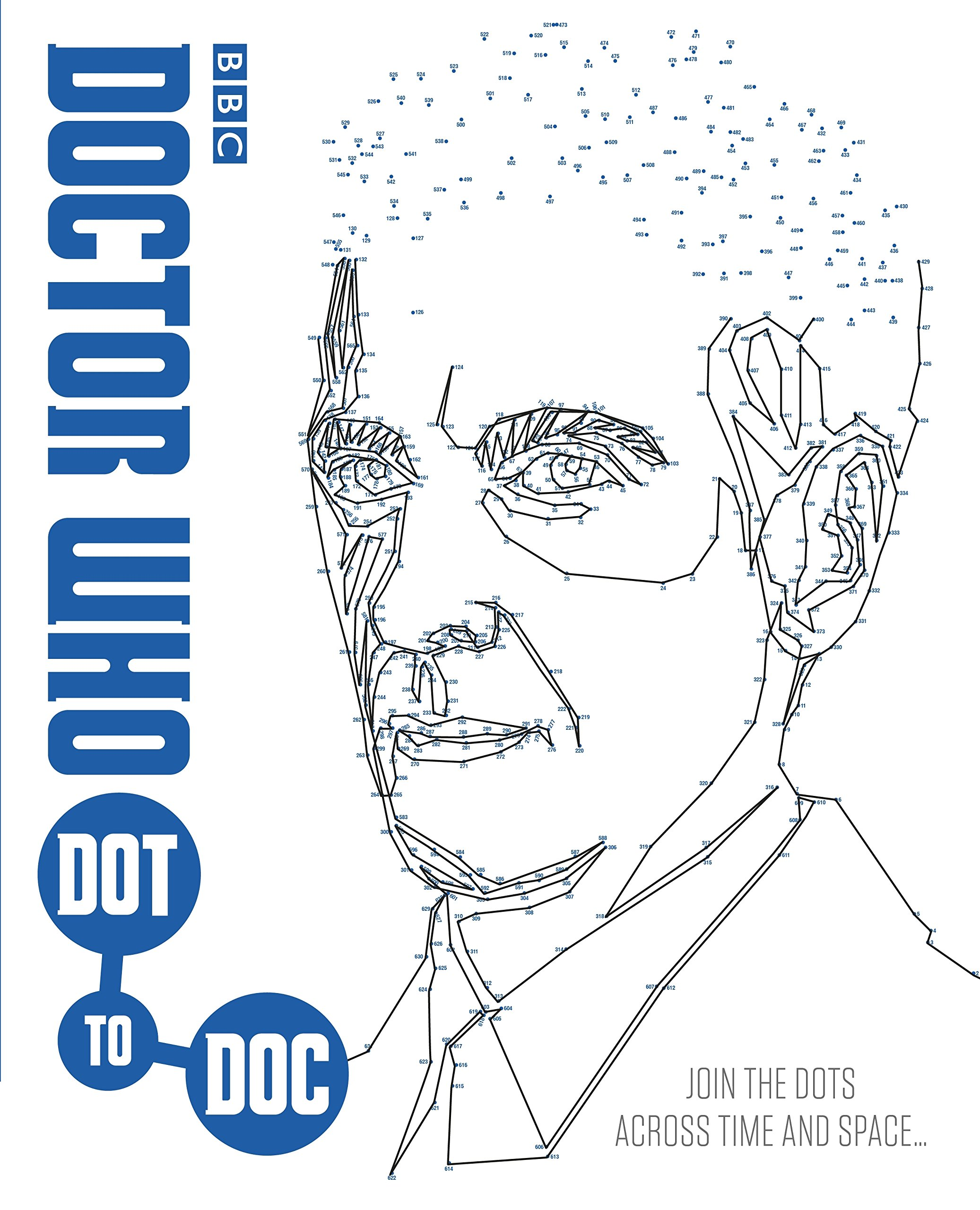 Download Doctor Who: Dot-to-Doc ebook