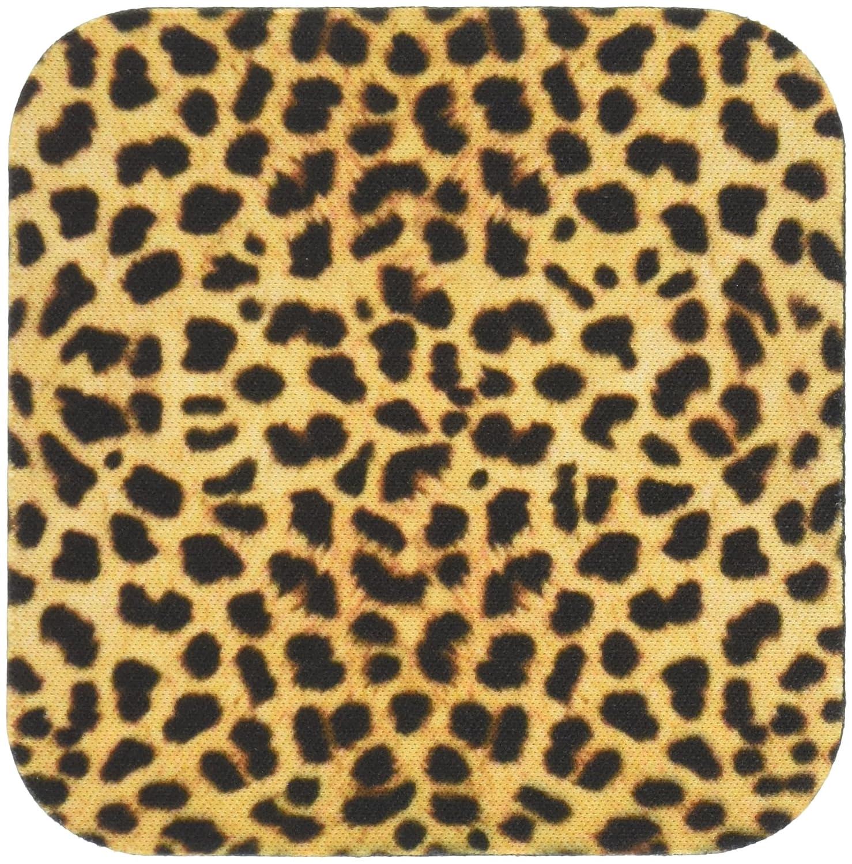 Set of 8 3D Rose cst/_20340/_2 Soft 3dRose Cheetah Animal Print Coaster