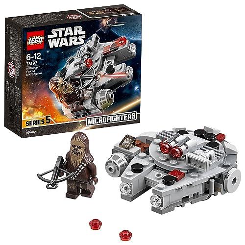 LEGO UK 75193 Star Wars Millennium Falcon Microfighter Star Wars Toy