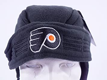 01a4526856f Image Unavailable. Image not available for. Colour  Fan Favorite PHILADELPHIA  FLYERS NHL HELMET HAT WINTER BEANIE NEW ...