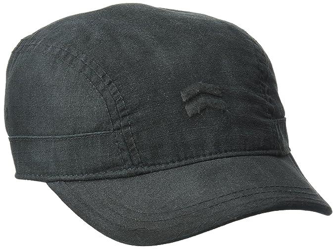 f316b4fbb2c A. Kurtz Men s Slope-Front Military Cap