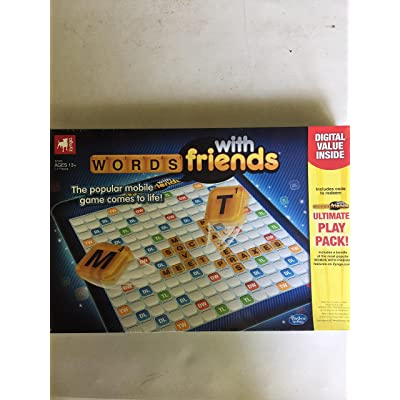 Words With Friends by Hasbro: Toys & Games
