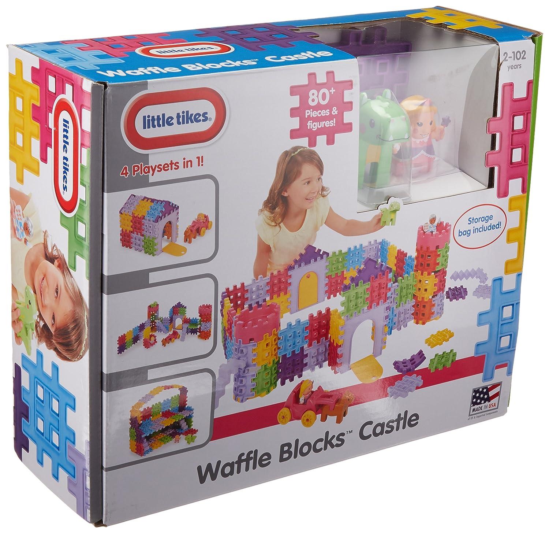 Little Tikes Waffle Blocks - Castle