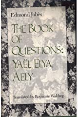 The Book of Questions: Yael; Elya; Aely Hardcover