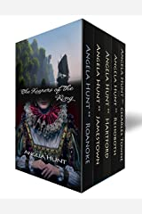 The Keepers of the Ring Series: Roanoke, Jamestown, Hartford, Rehoboth, and Charles Towne