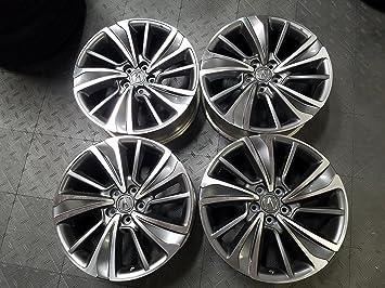 ACURA MDX GENUINE OEM FACTORY WHEELS USED TECH PACKAGE - Acura oem wheels