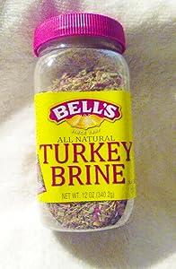 Bell's All Natural Turkey Brine 12 oz (340.2g) Just Add Water