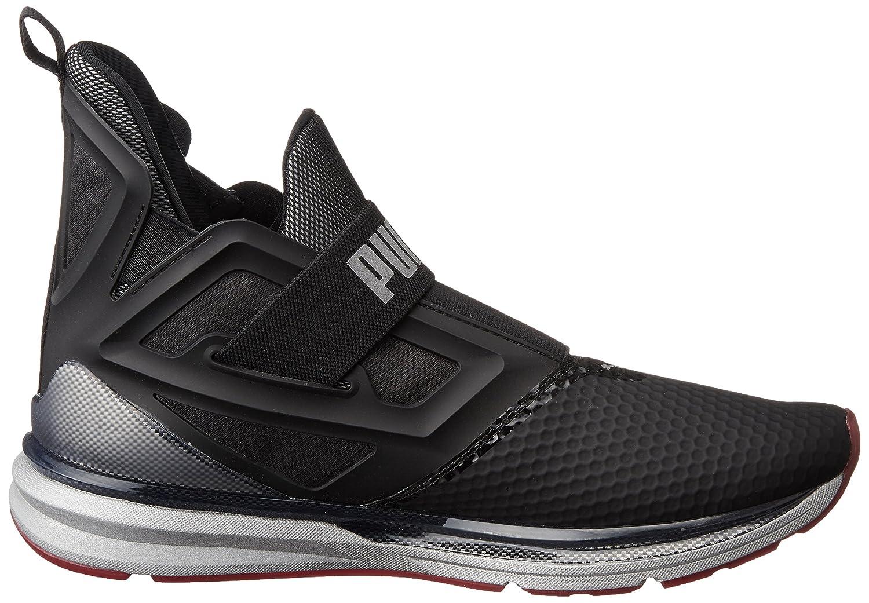 Puma Ignite Limitless Xtreme Hitec Footwear Black Mens Trainers Sneaker  Shoes  Amazon.co.uk  Shoes   Bags b1bd7ffb2