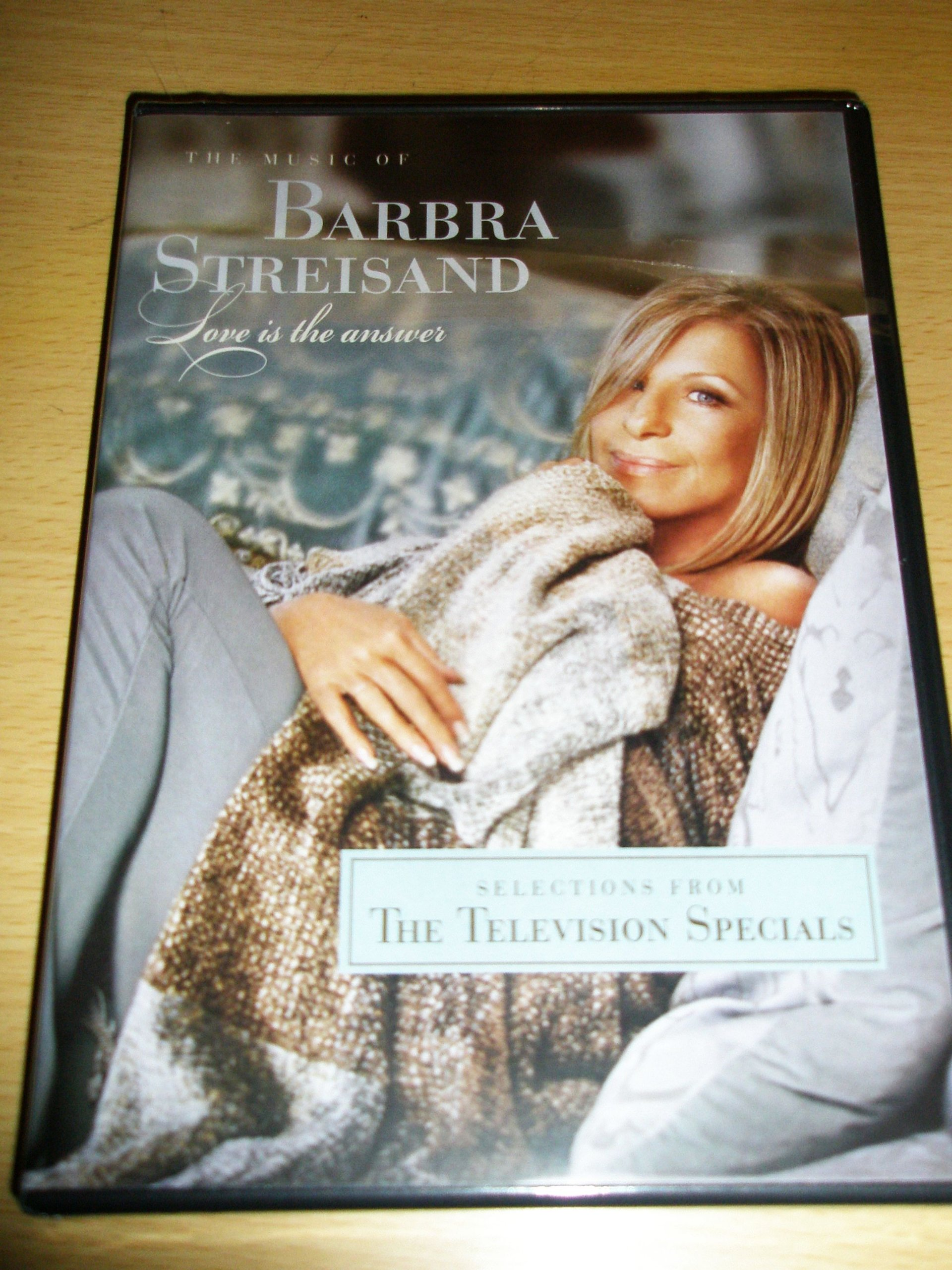 The Music of Barbra Streisand: Love Is the Answer - Selections From the Television Specials
