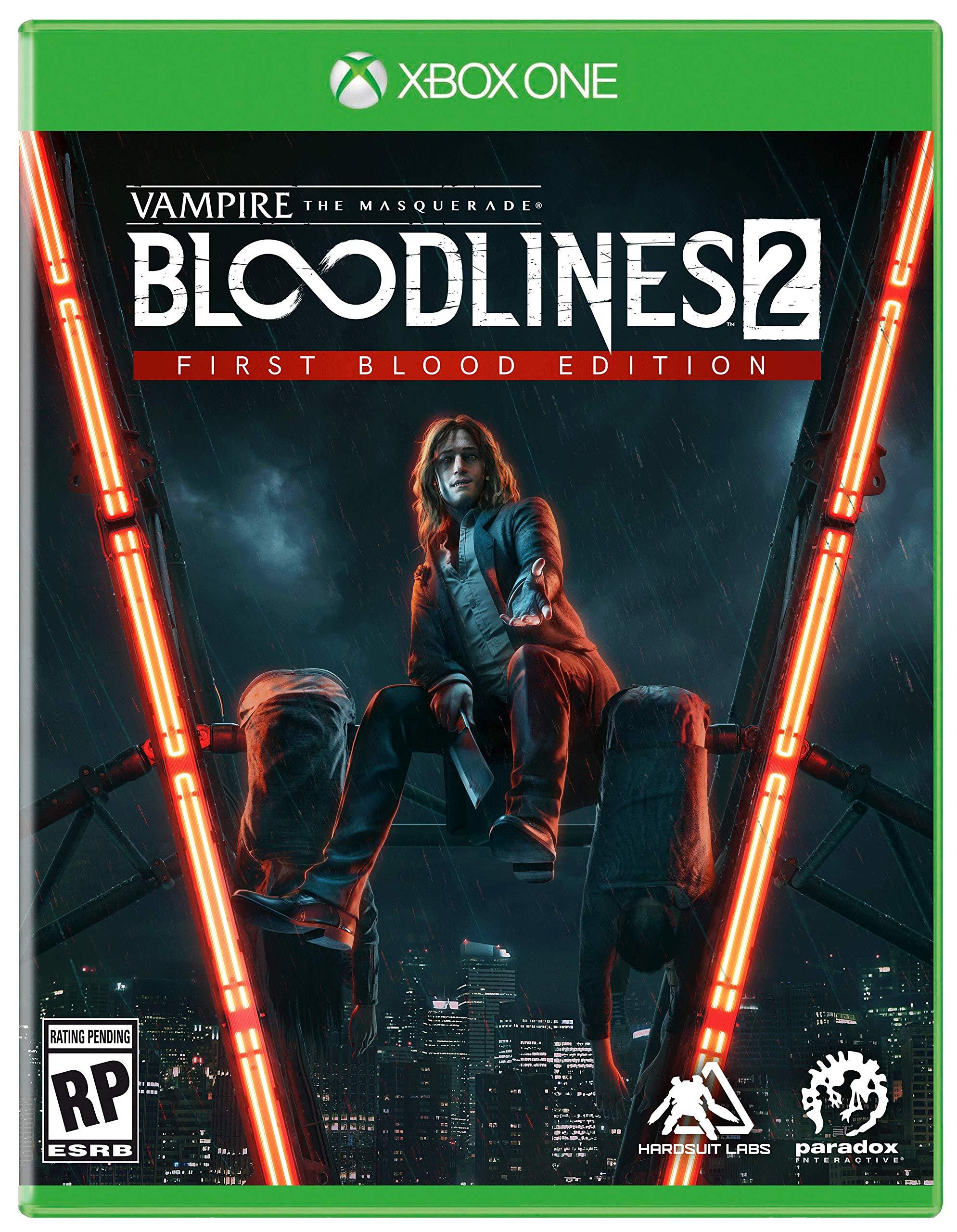 Vampire: The Masquerade - Bloodlines 2 - Xbox One