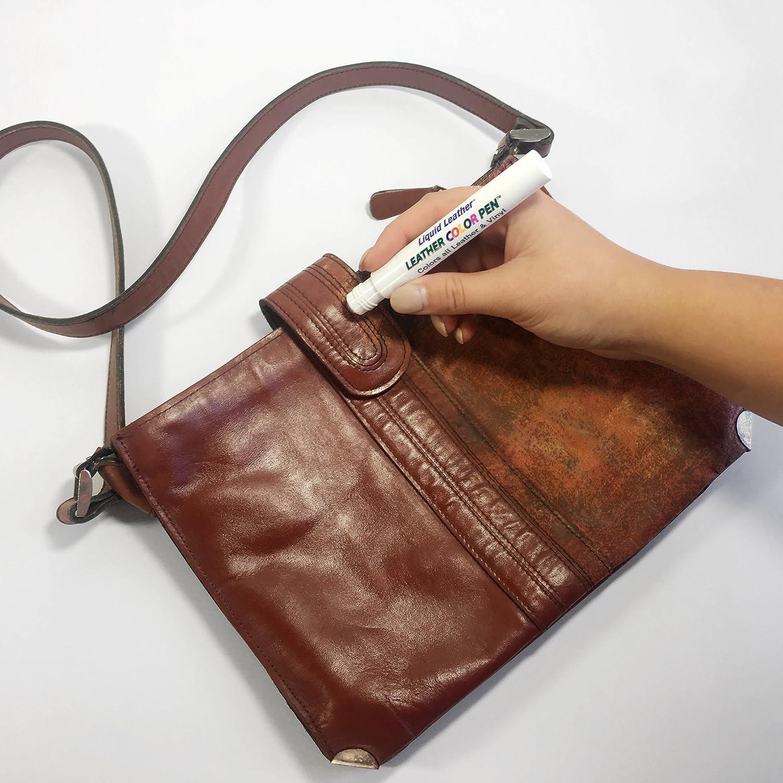 bff2268fea73 Amazon.com  Liquid Leather Color Pen- Restore
