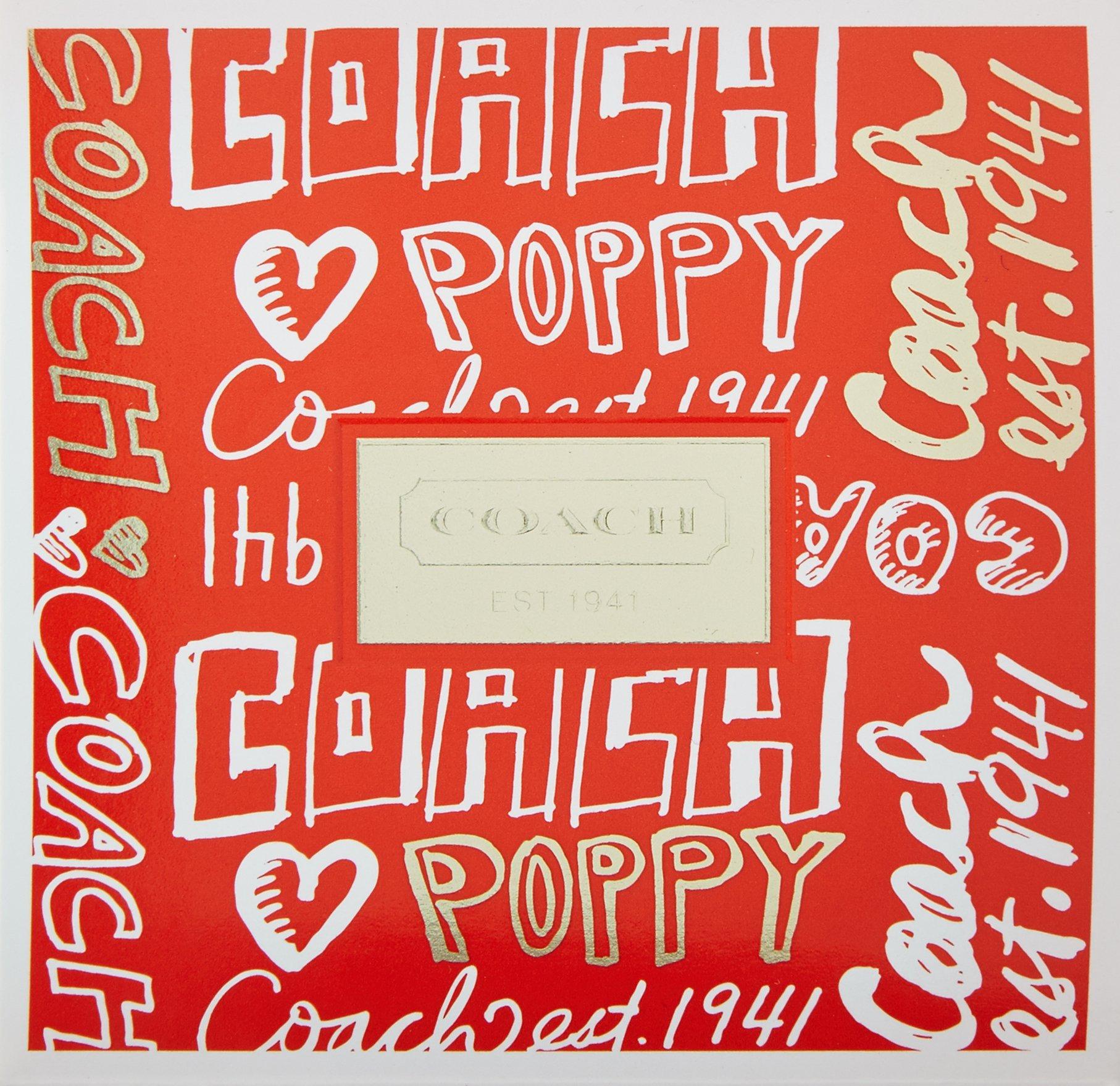 Coach Poppy Eau De Parfum Spray for Women, 3.4 Ounce by Coach (Image #3)