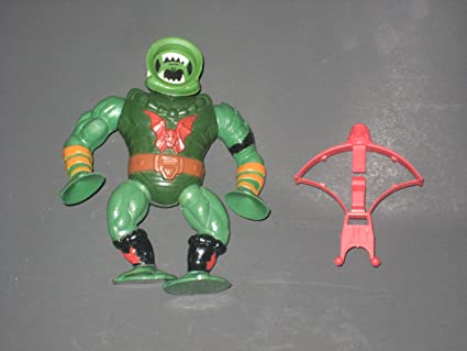Vintage Masters of the Universe Leech Action Figure