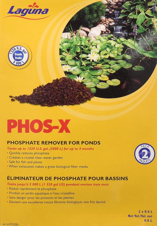Laguna Mé dias de Filtration Phos x 5m3 Traite 5000 L PT570