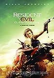 Resident Evil: The Final Chapter (4K UHD + BD) [Blu-ray]