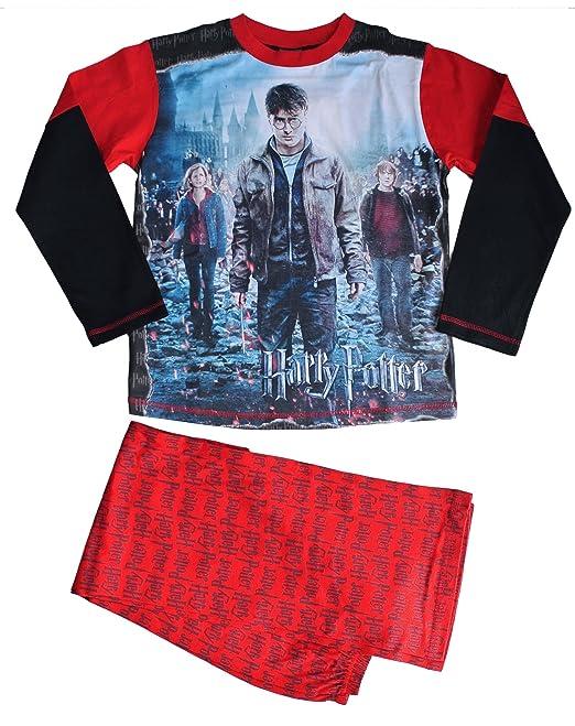 Pijama Universal Studios Harry Potter 7A 12 ...