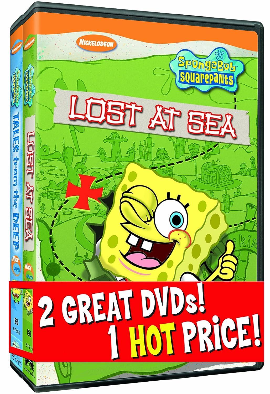 amazon com spongebob squarepants two pack lost at sea tales