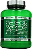 Scitec Nutrition Whey Isolate Vanille, 1er Pack (1 x 2000 g)