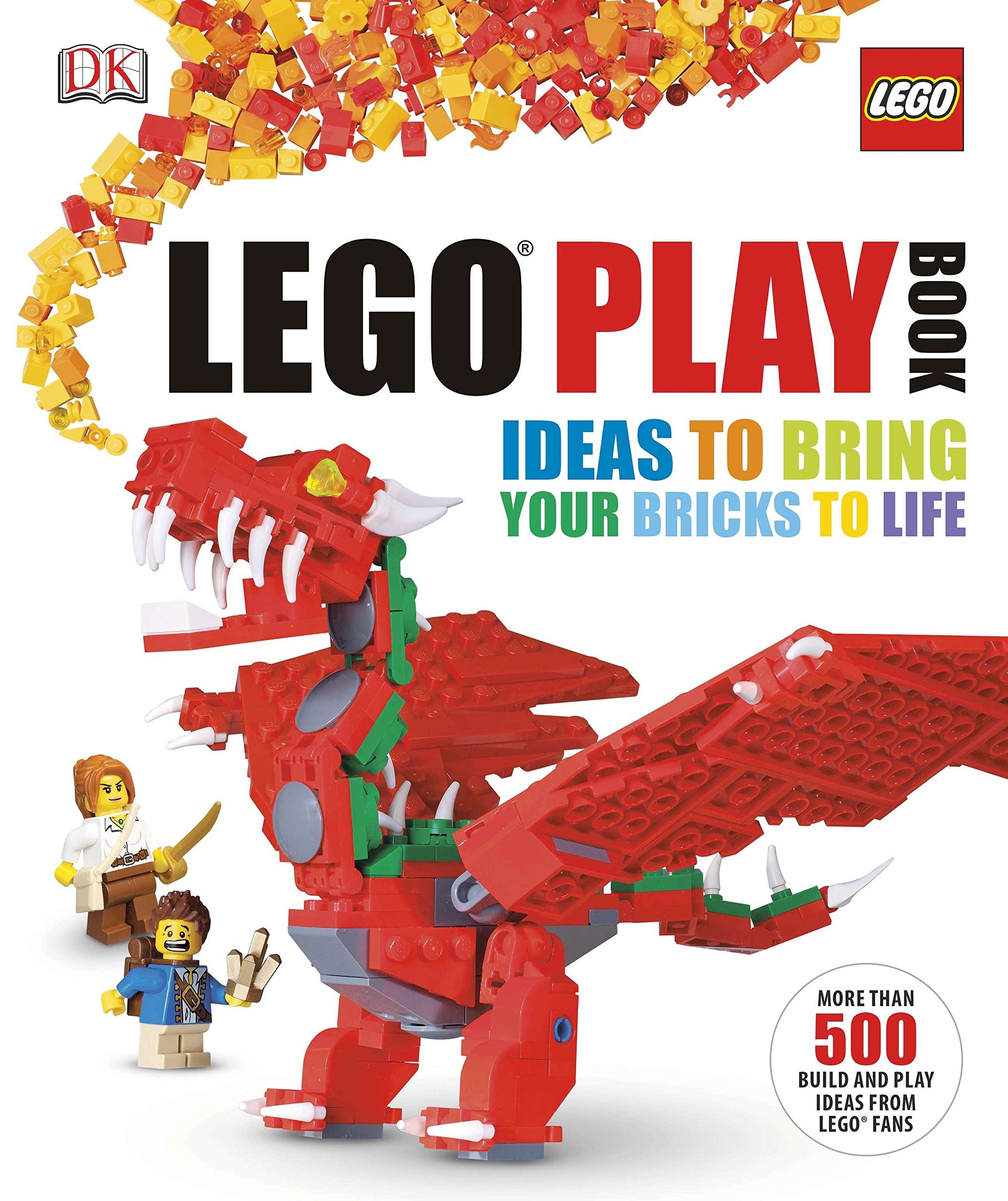 LEGO Play Book: Ideas to Bring Your Bricks to Life by DK Publishing Dorling Kindersley (Image #1)