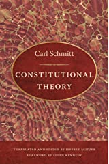 Constitutional Theory Kindle Edition