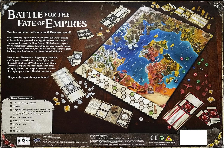Dungeons & Dragons Conquest of NERATH un Mazmorras y Dragones ...